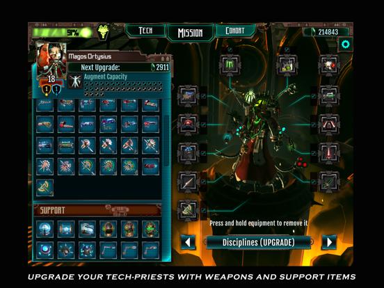 Warhammer 40,000: Mechanicus screenshot 10