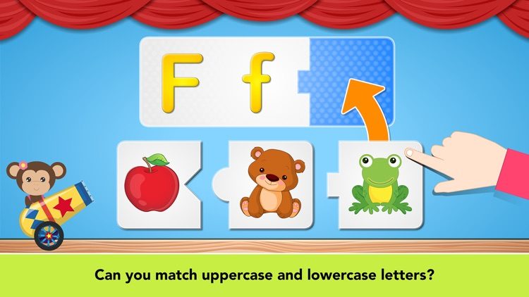 123 Toddler games for 3+ years screenshot-3