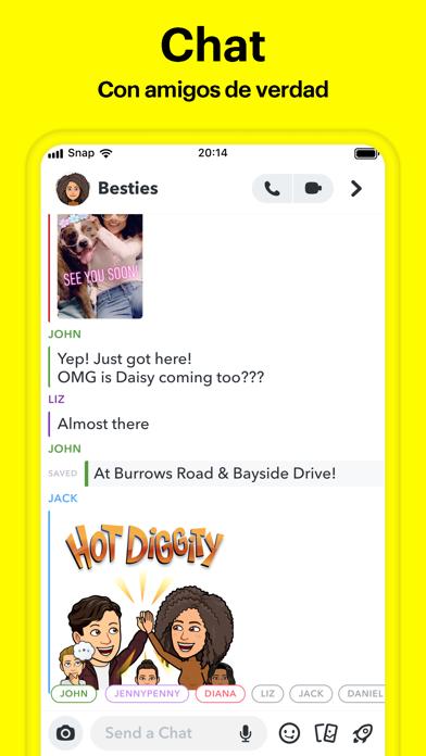 Descargar Snapchat para Android