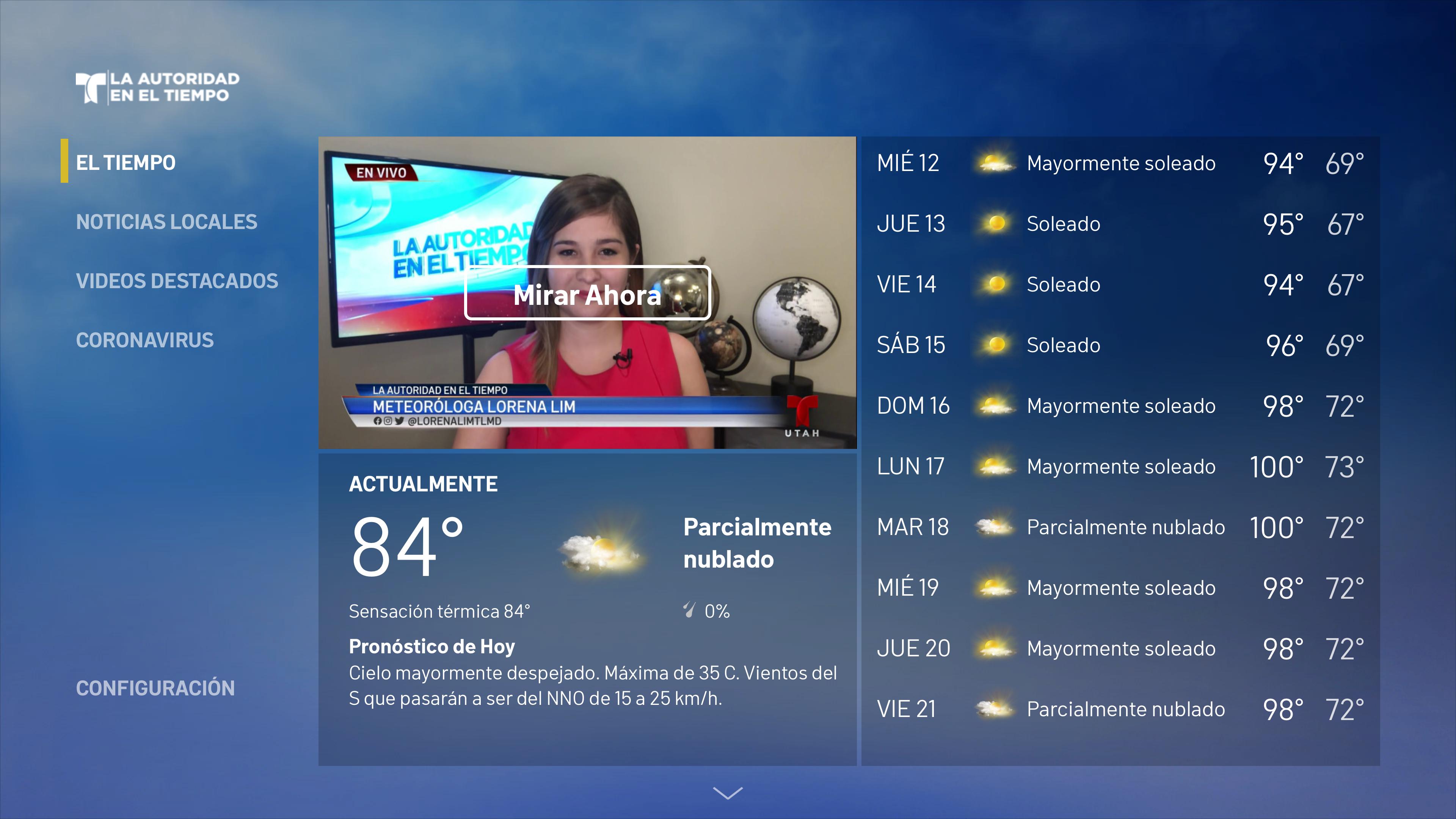 Telemundo Utah screenshot 14