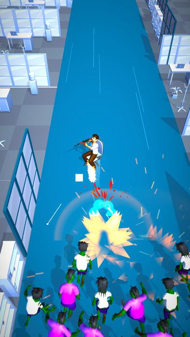 Rocket Runner 3D screenshot 3