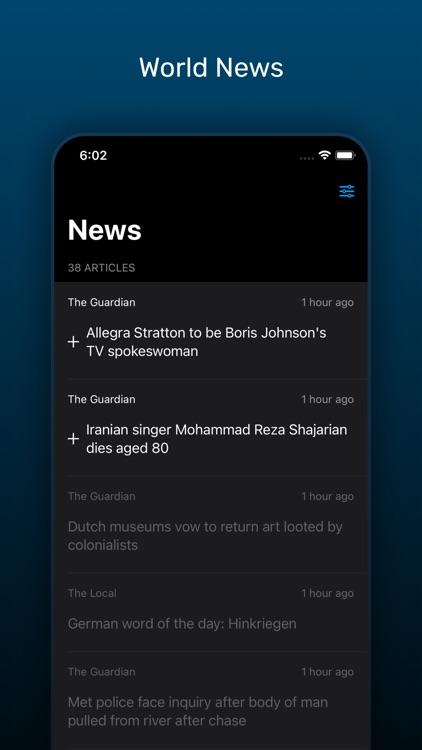 Breaking: Fastest World News