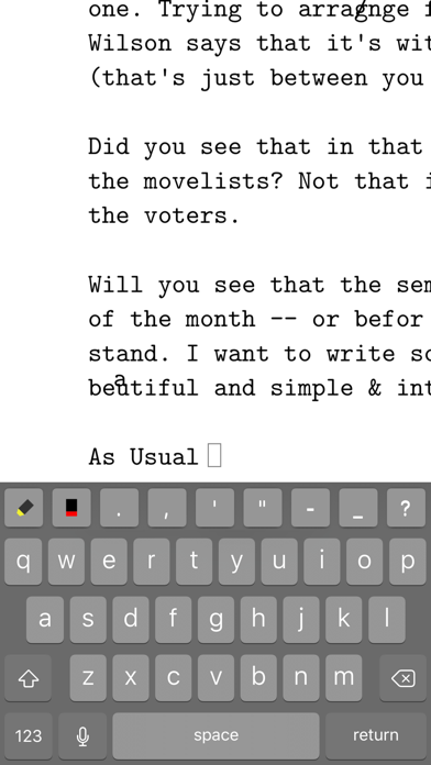 Write Only 2 screenshot 1
