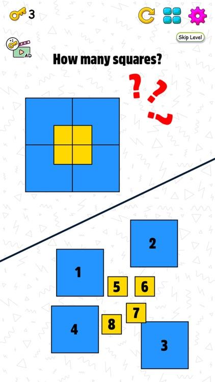 Brain IQ Test Tricky Puzzles