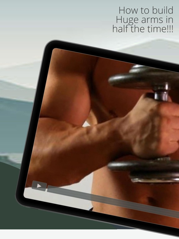 arm workout + chest push-ups screenshot 10