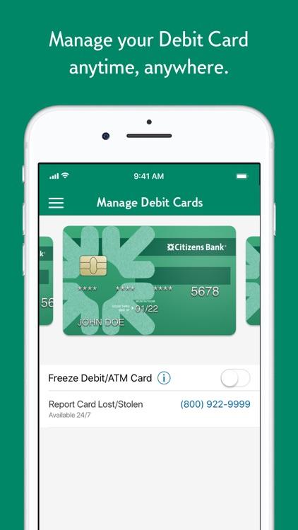 Citizens Bank Mobile Banking screenshot-5