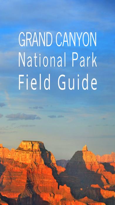 Grand Canyon NP Field Guide Screenshots