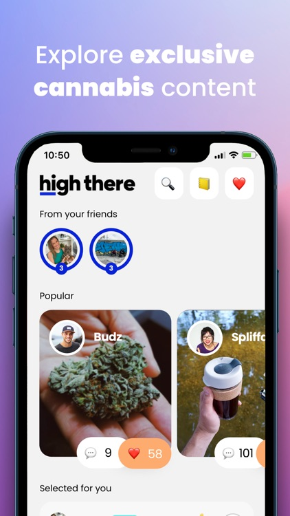 High There: Cannabis Community