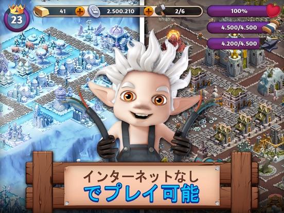 Fantasy Island: Sim Adventureのおすすめ画像2