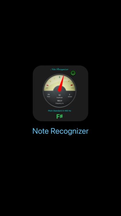 Note Recognizer