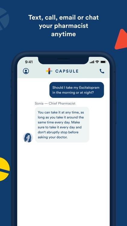 Capsule Pharmacy screenshot-5