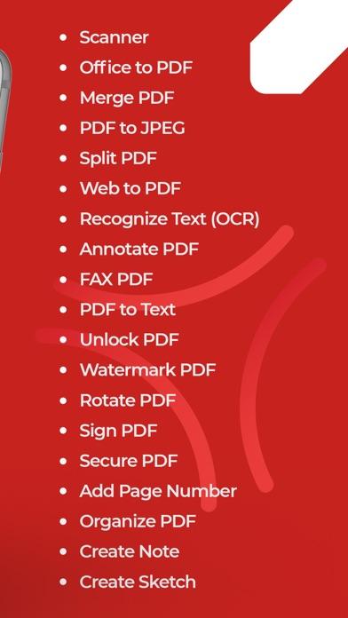 PDF Export Pro - Editor & Scan screenshot three