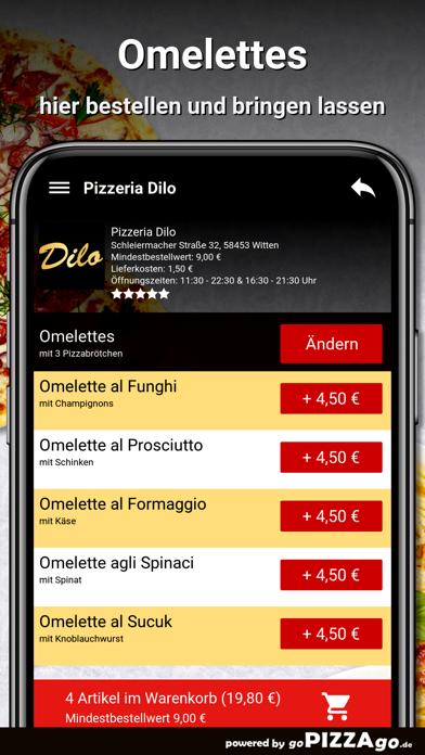 Dilo Witten Pizzeria screenshot 6