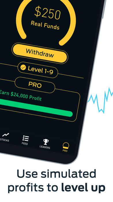 BLUECHXP: Learn to Trade Screenshot
