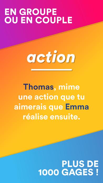 Action ou Vérité ?!