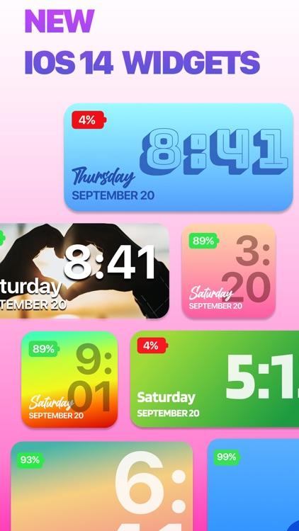 Widget - Color Widgets