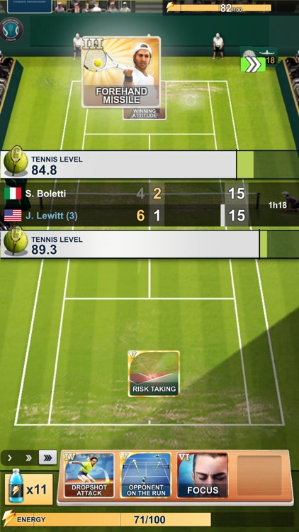 TOP SEED Tennis Manager 2021 screenshot-5