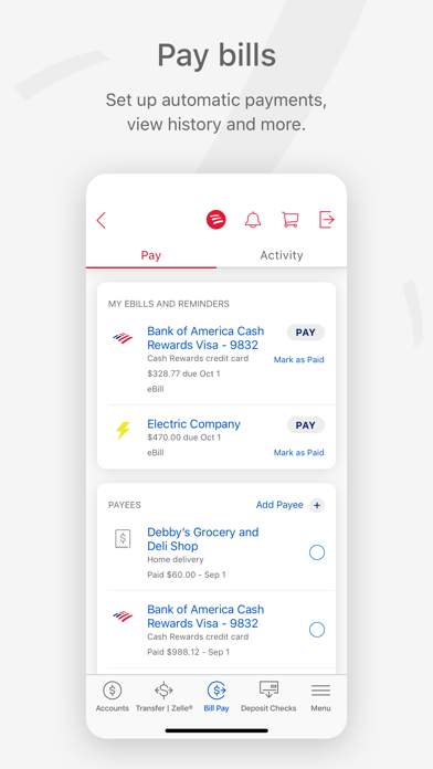 Bank of America Mobile Banking wiki review and how to guide