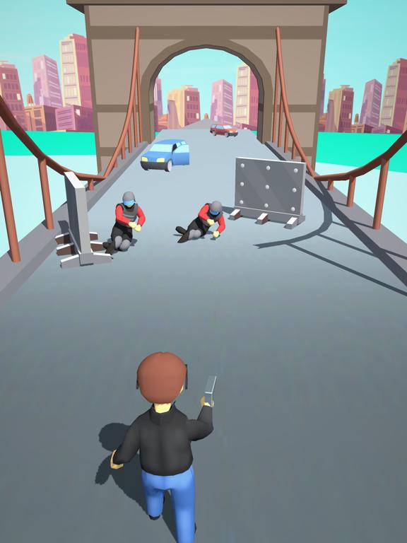 Bullet Fly 3D screenshot 8