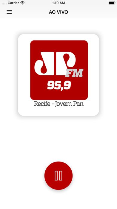 Jovem Pan Recife 95.9 Screenshot
