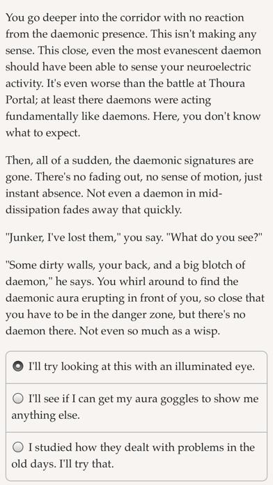 The Luminous Underground screenshot 2