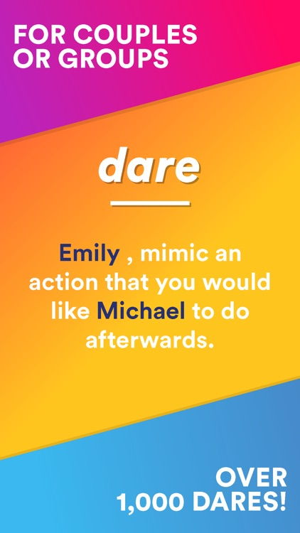 Truth or Dare ⋆ Dirty Game
