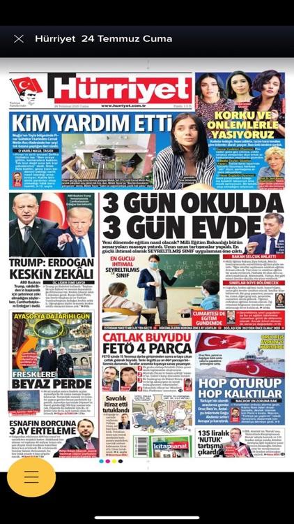Gazetelik – Günlük Gazeteniz screenshot-3