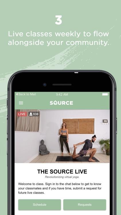 The Source Yoga screenshot-4