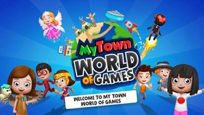 My Town World Of Games screenshot 1