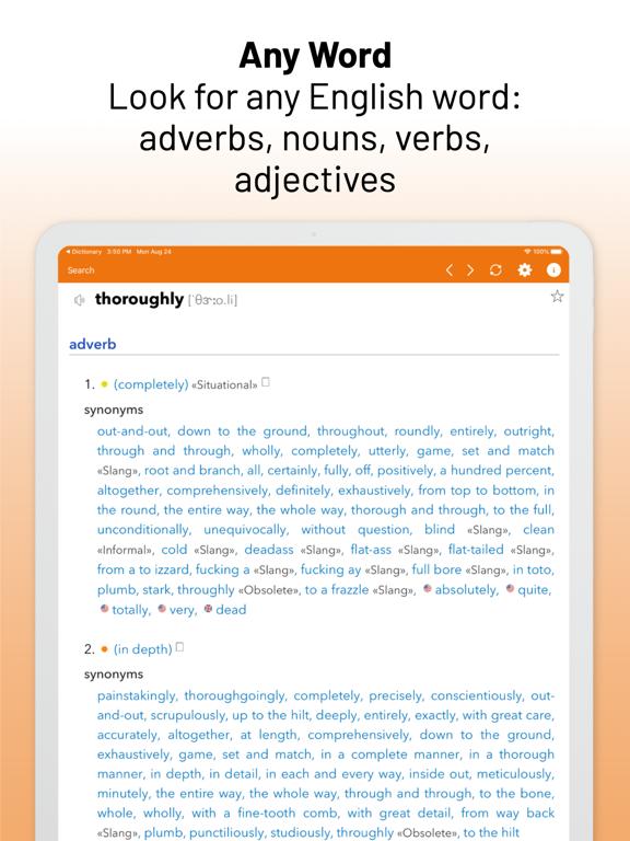 English Thesaurusのおすすめ画像6