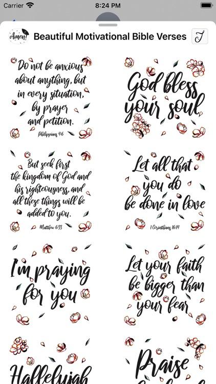 Beautiful Motivational Bible