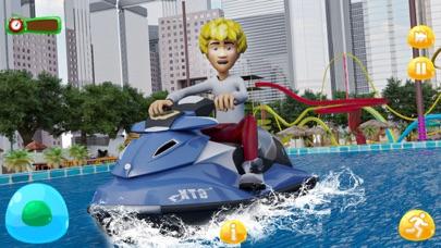 Uphill Water Slide Theme Park紹介画像1
