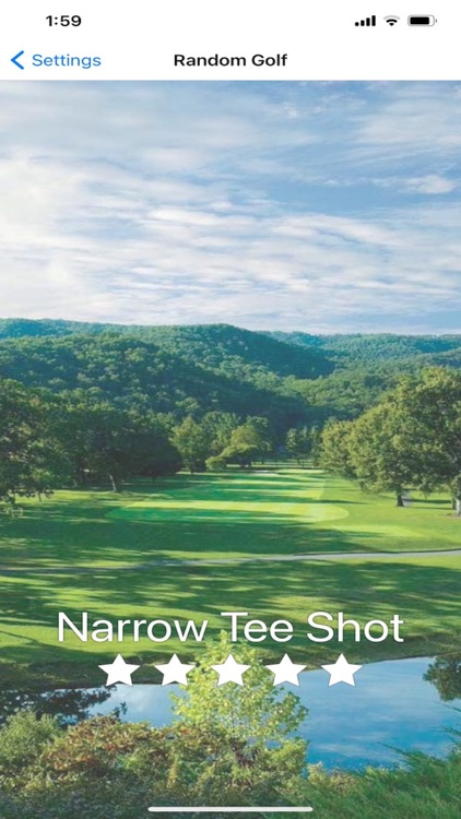 Random Golf Practice screenshot-3