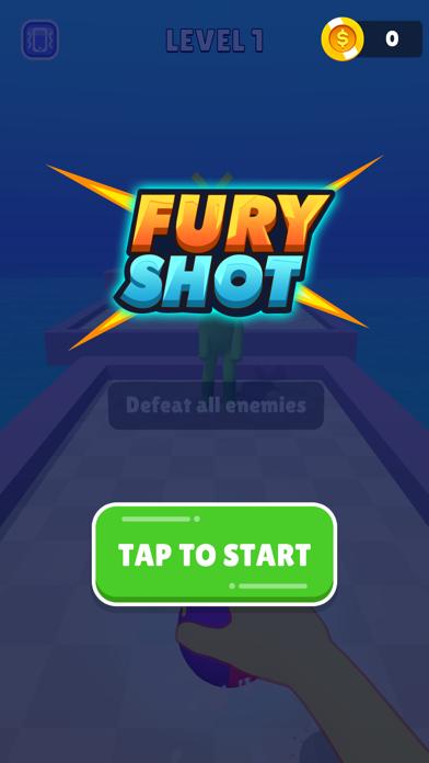 Fury Shot screenshot 1