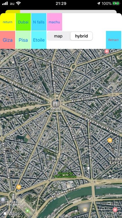 2Webs 5 maps screenshot-3