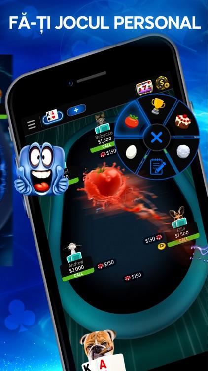 888 Poker – Texas Holdem Games screenshot-3