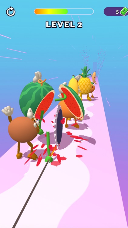 Fruits Cut screenshot-4