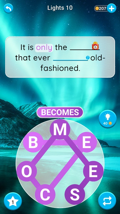 Quotescapes: Word Game screenshot-6