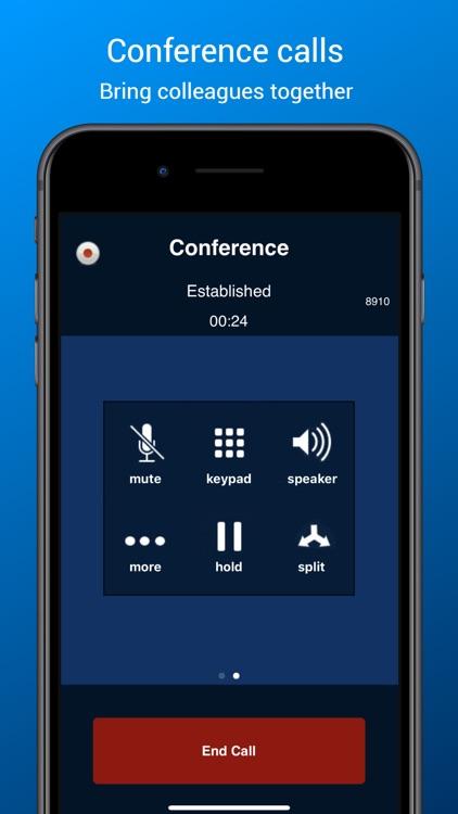 MOVOX Mobile Softphone screenshot-5