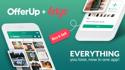 OfferUp - Buy. Sell. Letgo. app image