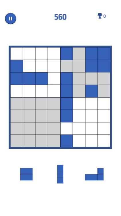 Grids Puzzle!! screenshot-3