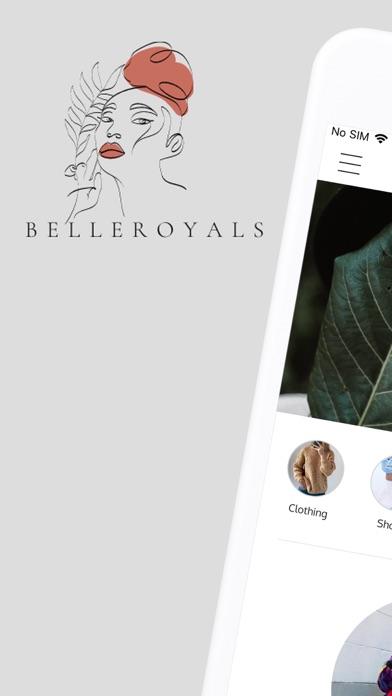 BelleRoyalsCo screenshot 1