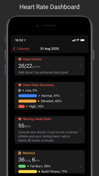 CardioBot - Heart Rate Tracker screenshot-0