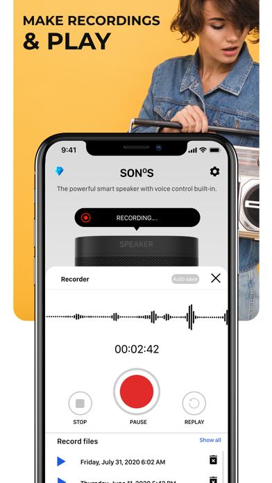 Sonos Controller & Microphoneのおすすめ画像3