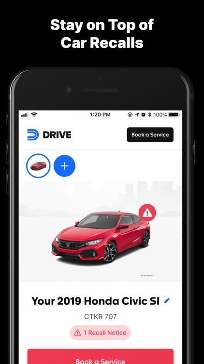 DRIVE - Car Maintenance screenshot-3