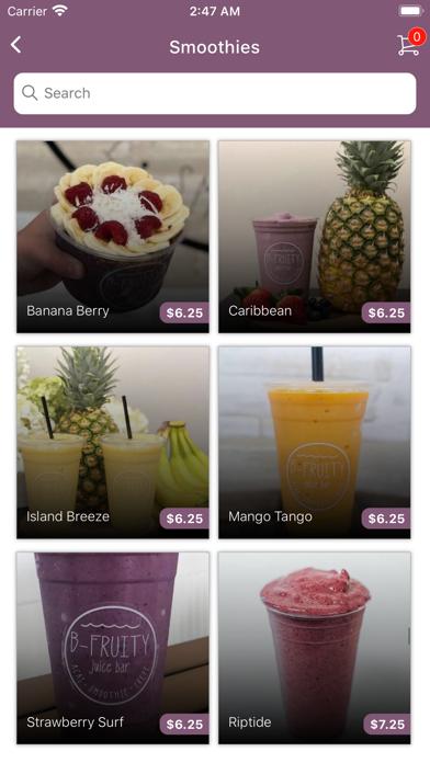 B Fruity screenshot 3