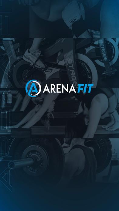 Arena Fit Gyms Screenshot