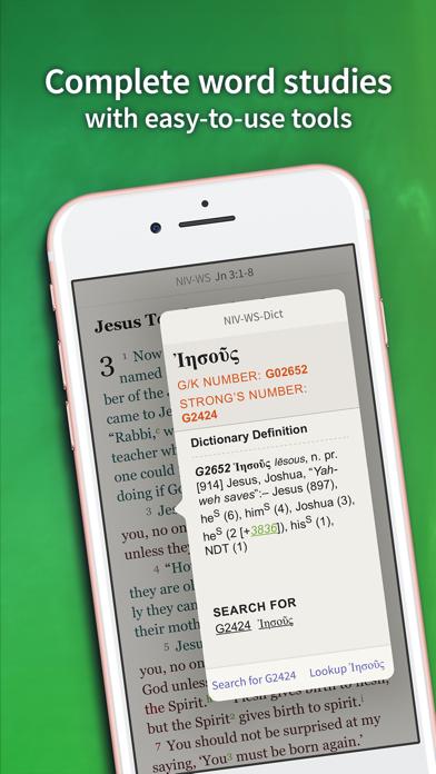Bible App by Olive Treeのおすすめ画像6