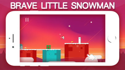 Brave little Snowman screenshot 3