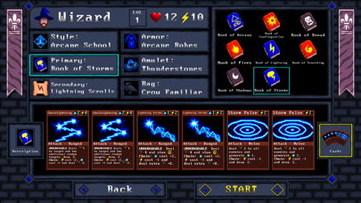 Screen Shot Card Quest : Card Combat 2